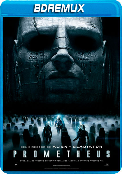 ALIEN PROMETHEUS [BDREMUX 1080P][DTS 5.1 CASTELLANO-DTS 5.1 INGLES+SUBS][ES-EN] torrent